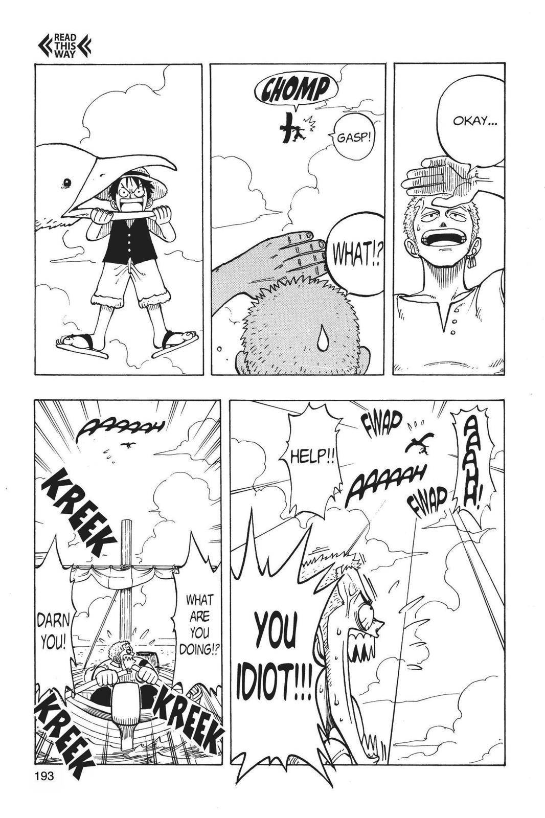 One Piece Chapter 8 Page 5