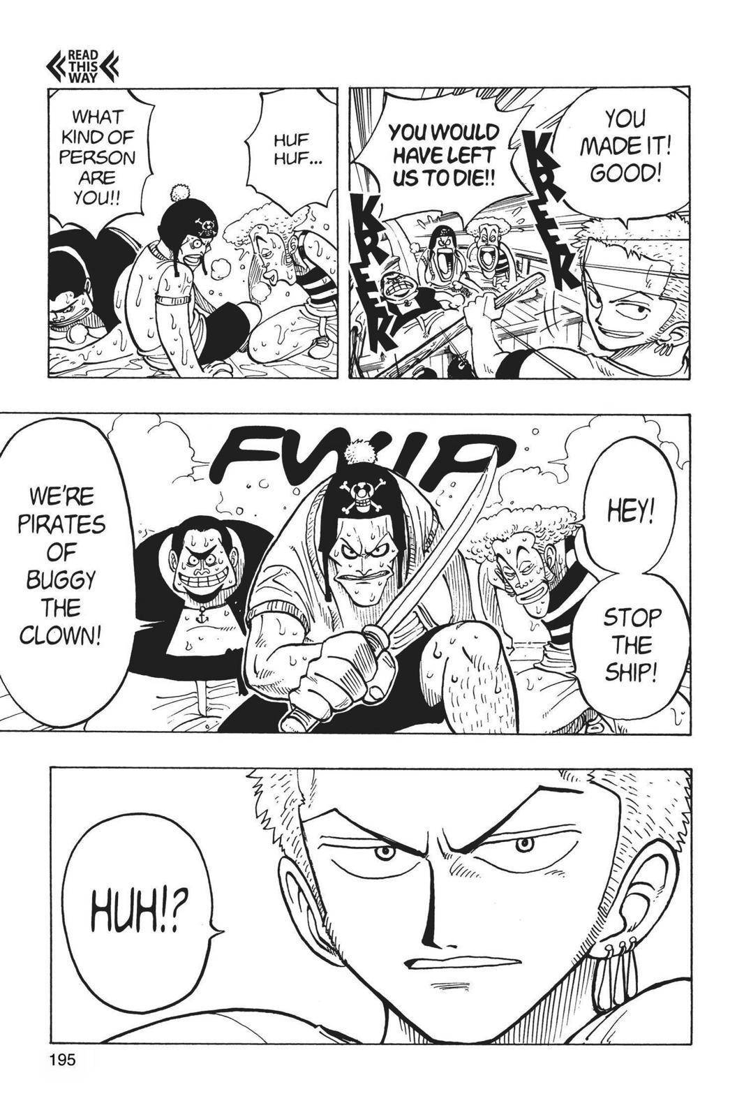 One Piece Chapter 8 Page 7