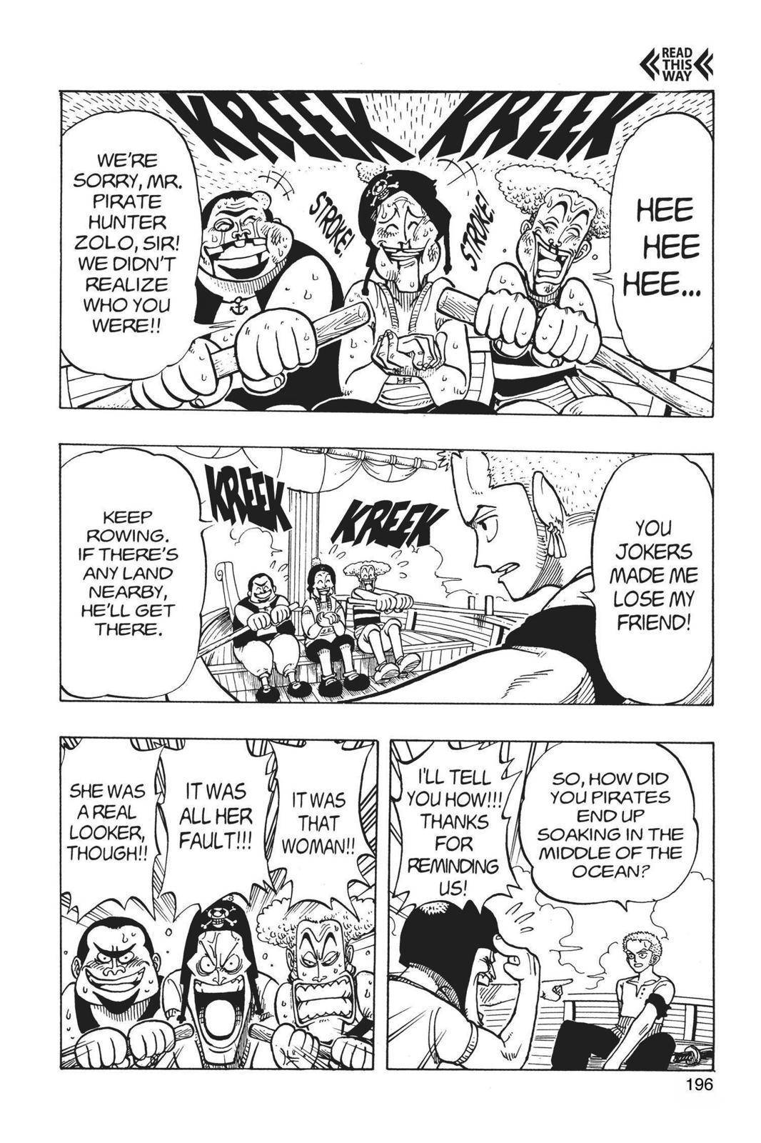 One Piece Chapter 8 Page 8