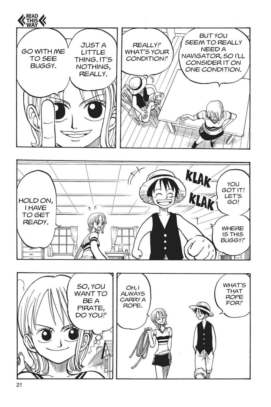 One Piece Chapter 9 Page 22