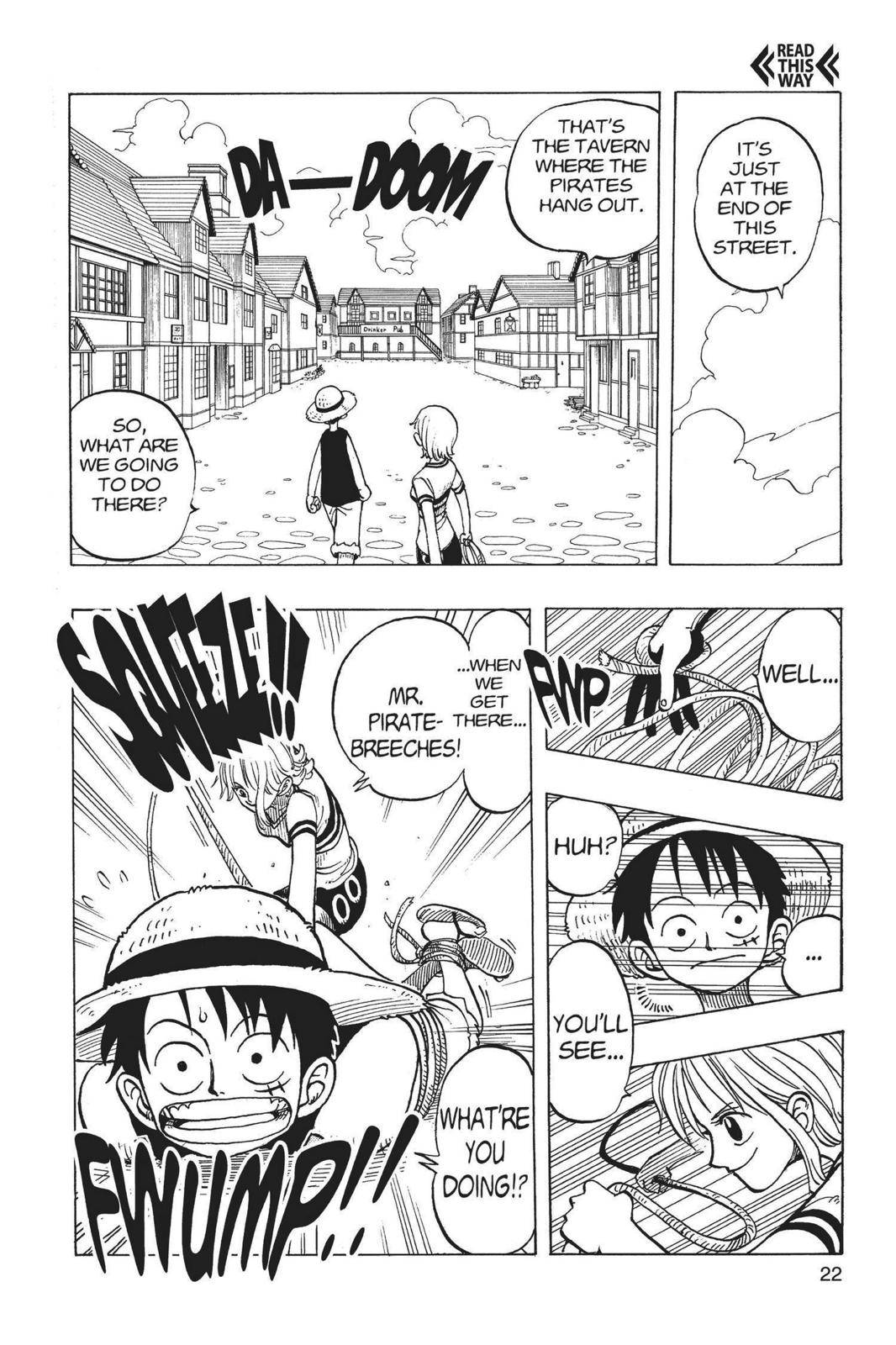 One Piece Chapter 9 Page 23