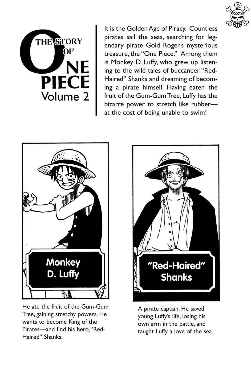One Piece Chapter 9 Page 5