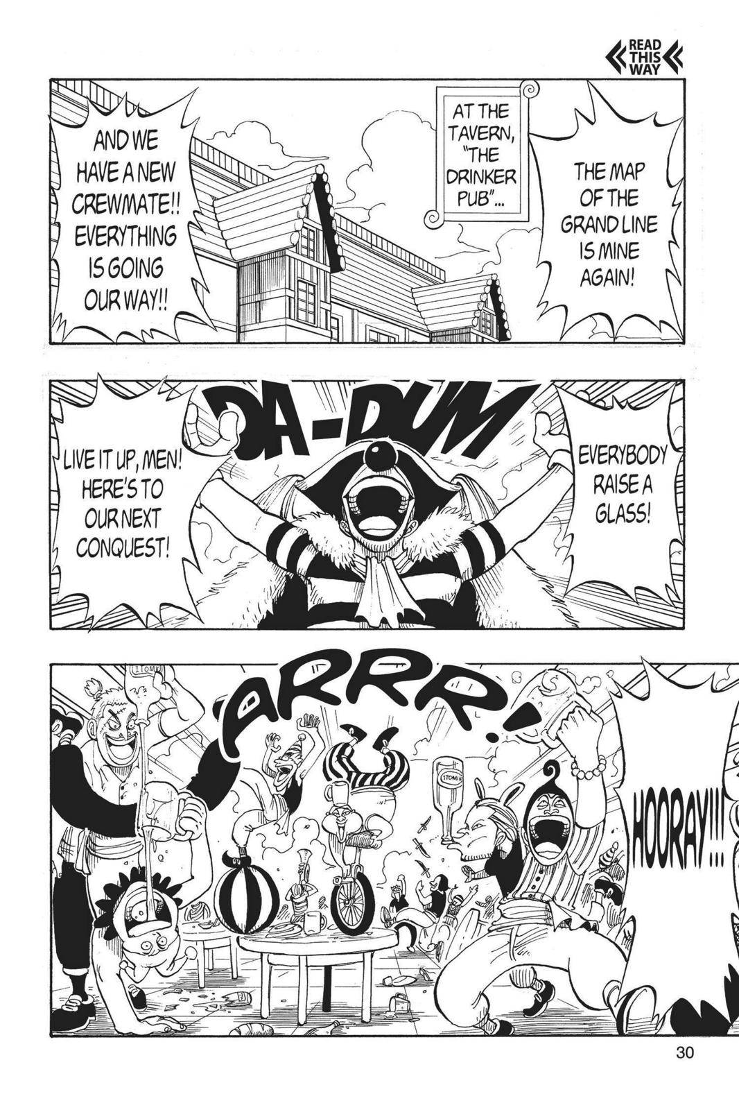 One Piece Chapter 10 Page 2