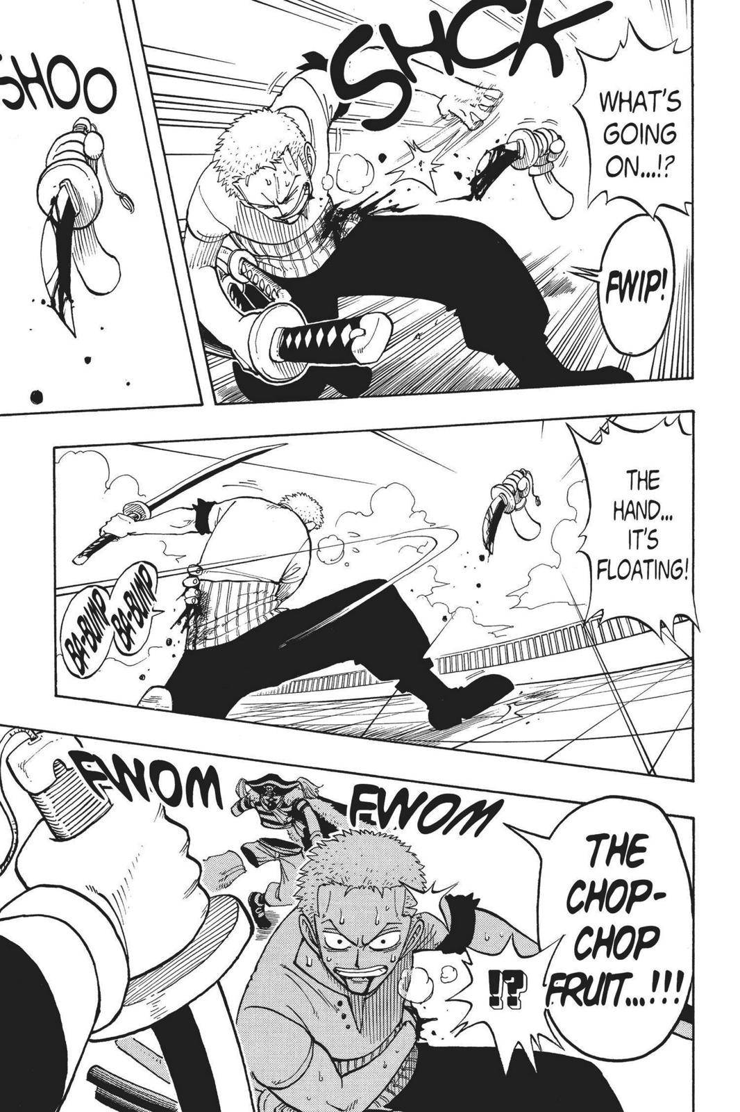 One Piece Chapter 11 Page 5
