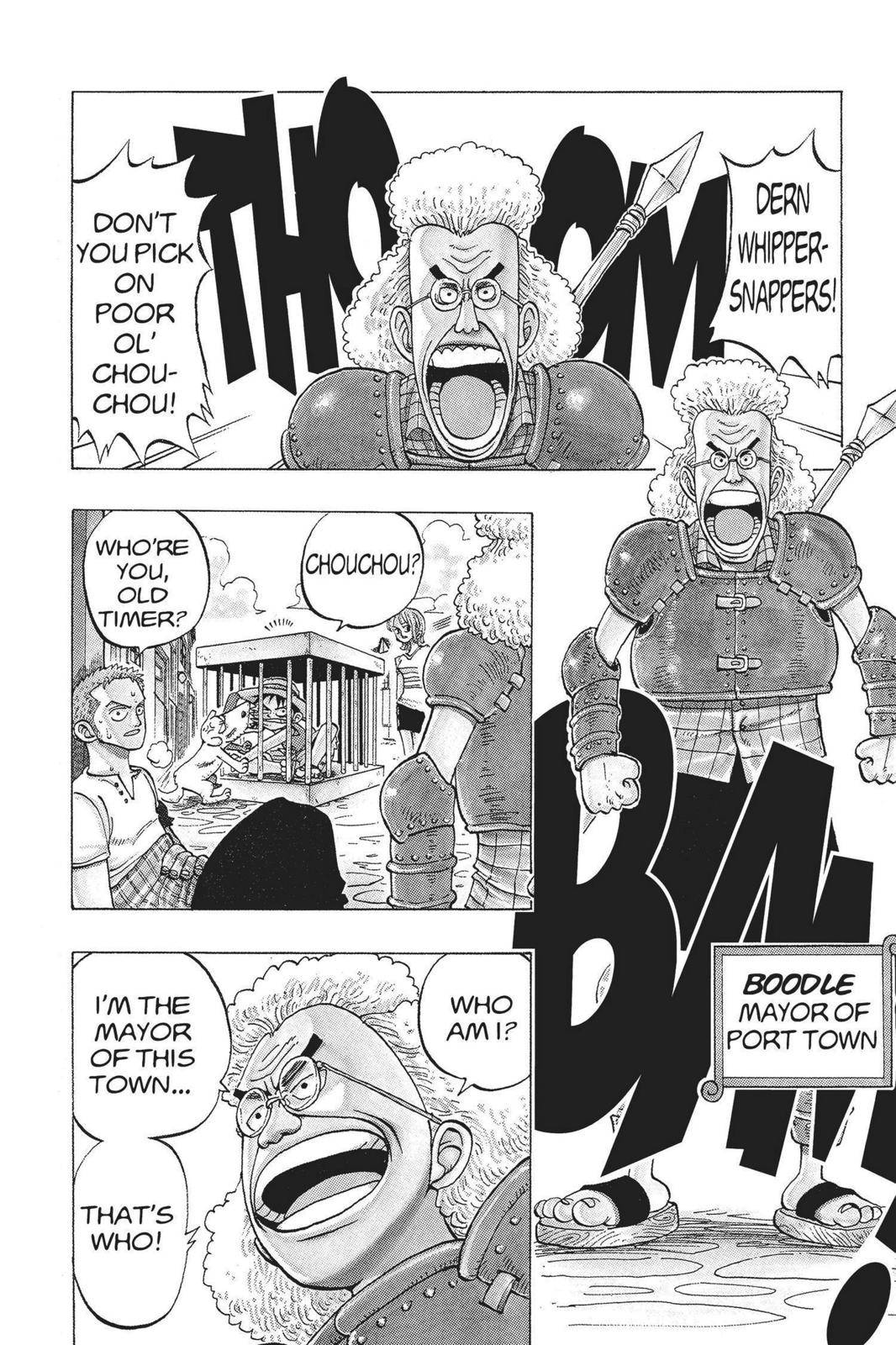 One Piece Chapter 12 Page 10