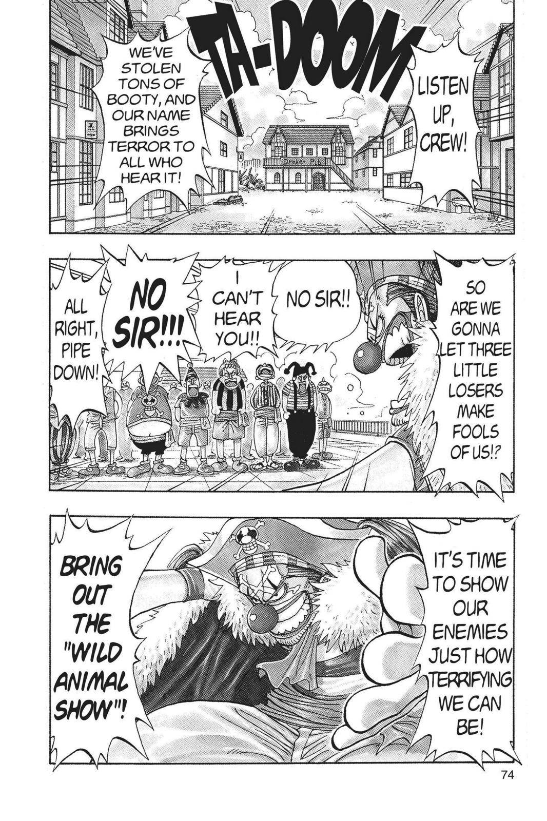 One Piece Chapter 12 Page 2