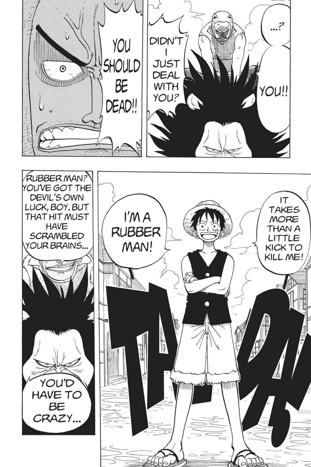 One Piece Chapter 13 Page 10