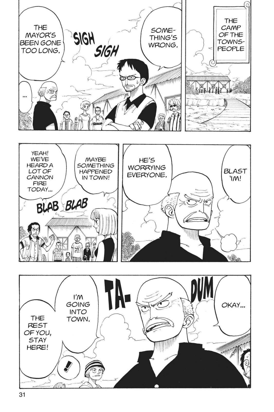 One Piece Chapter 19 Page 5