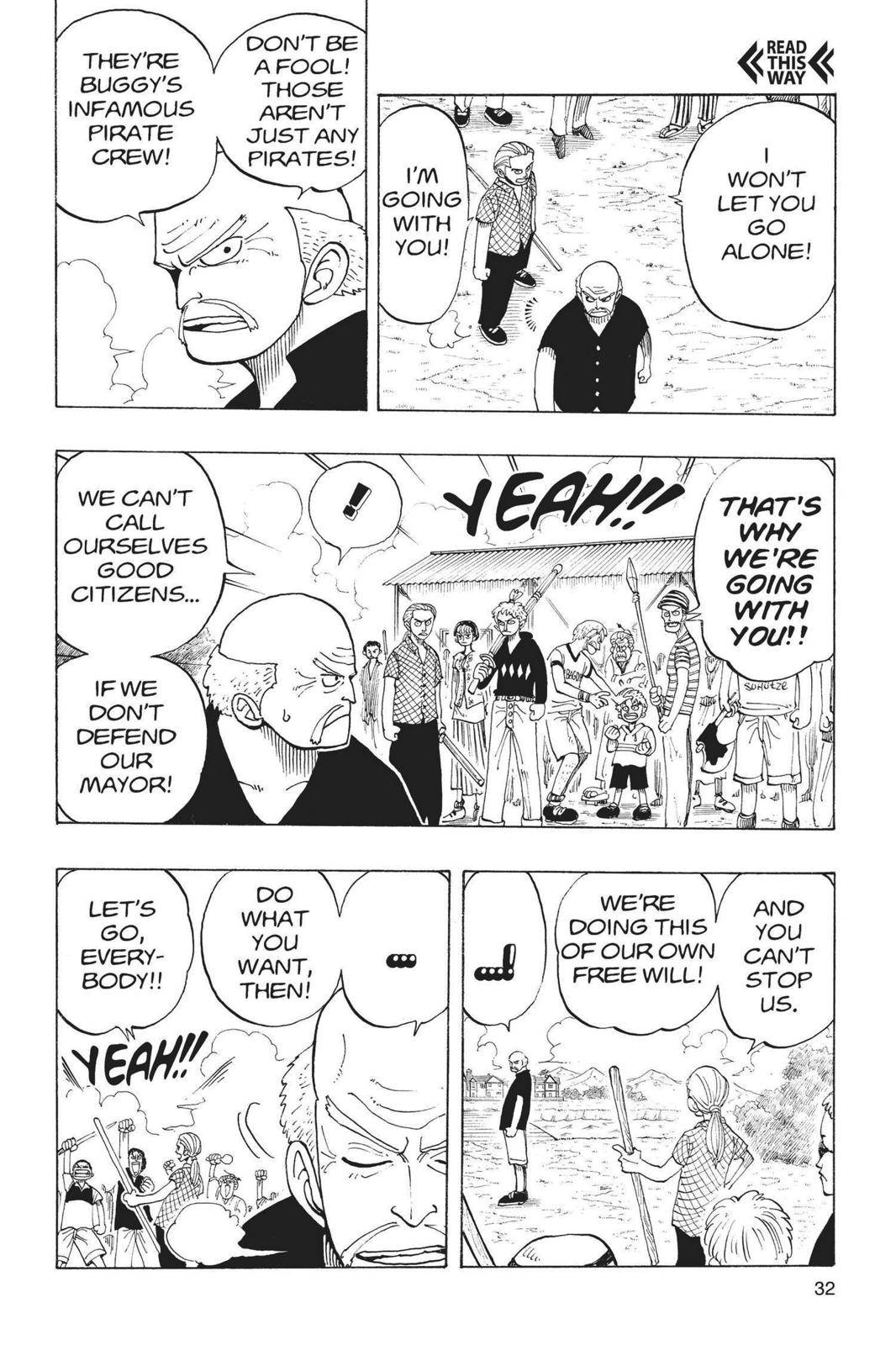 One Piece Chapter 19 Page 6