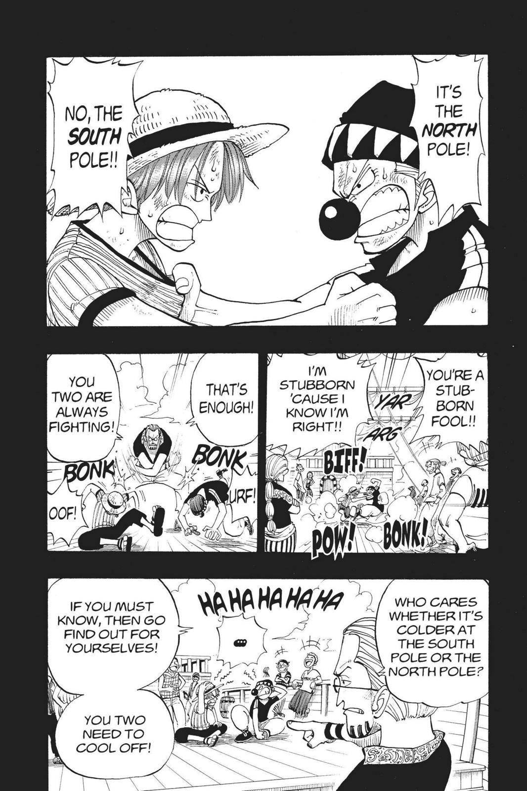 One Piece Chapter 19 Page 8