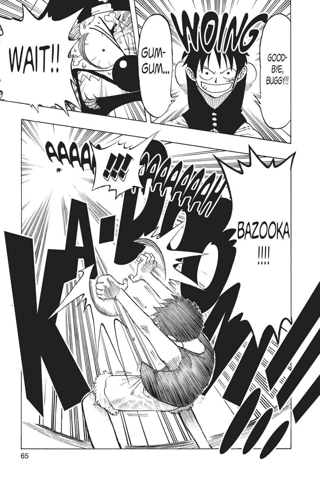 One Piece Chapter 20 Page 19
