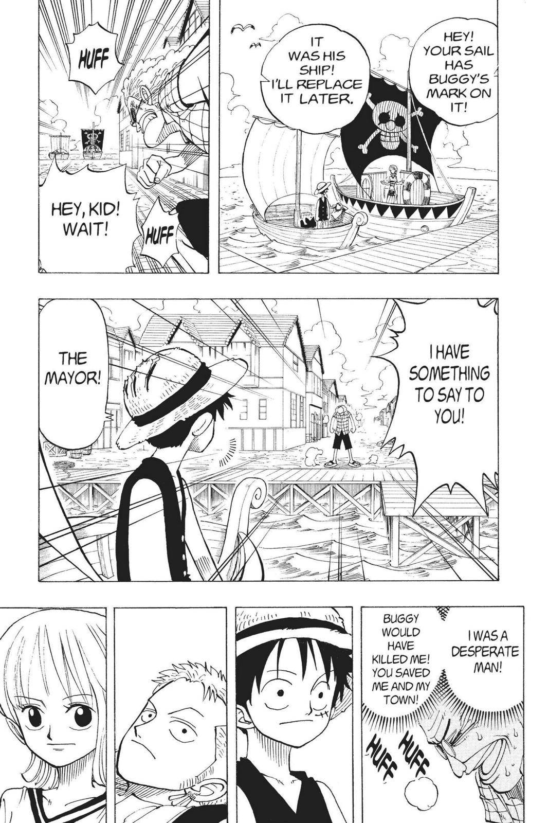 One Piece Chapter 21 Page 17