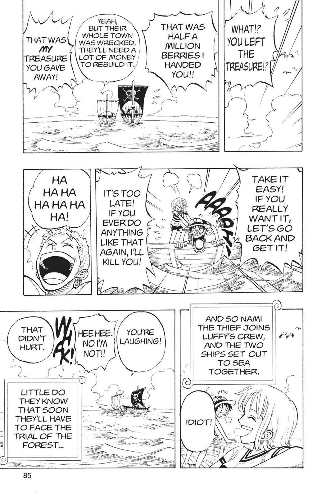 One Piece Chapter 21 Page 19