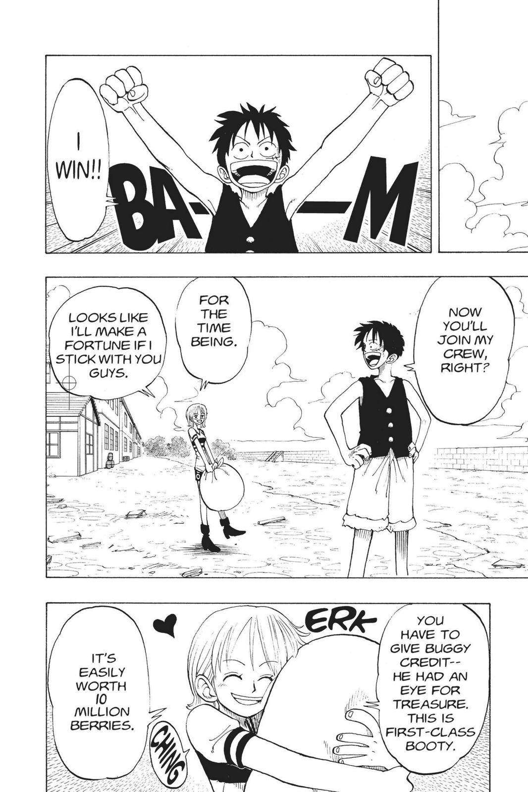 One Piece Chapter 21 Page 2