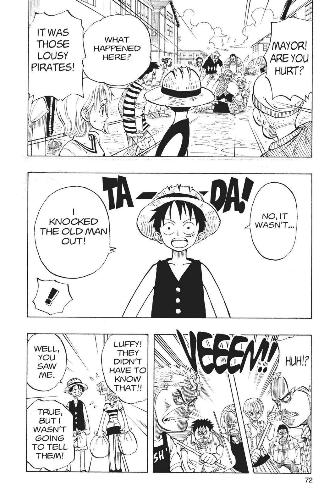 One Piece Chapter 21 Page 6