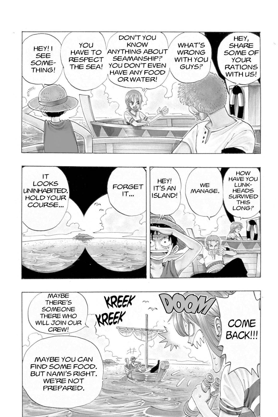 One Piece Chapter 22 Page 4