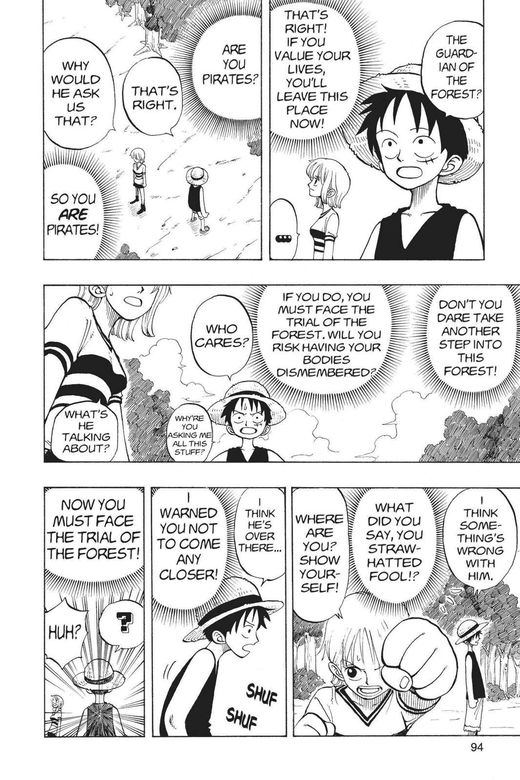 One Piece Chapter 22 Page 8