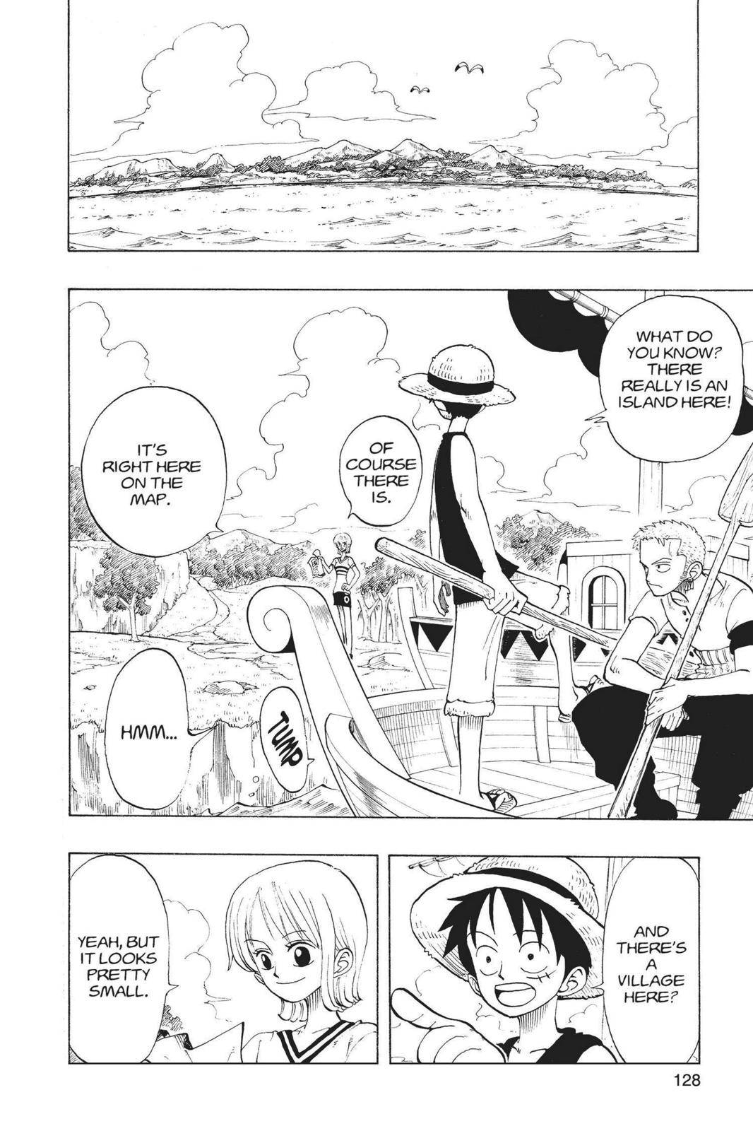 One Piece Chapter 23 Page 12