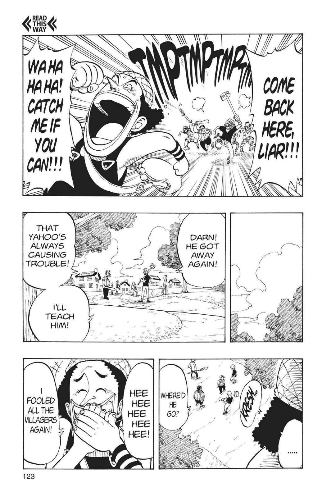 One Piece Chapter 23 Page 7