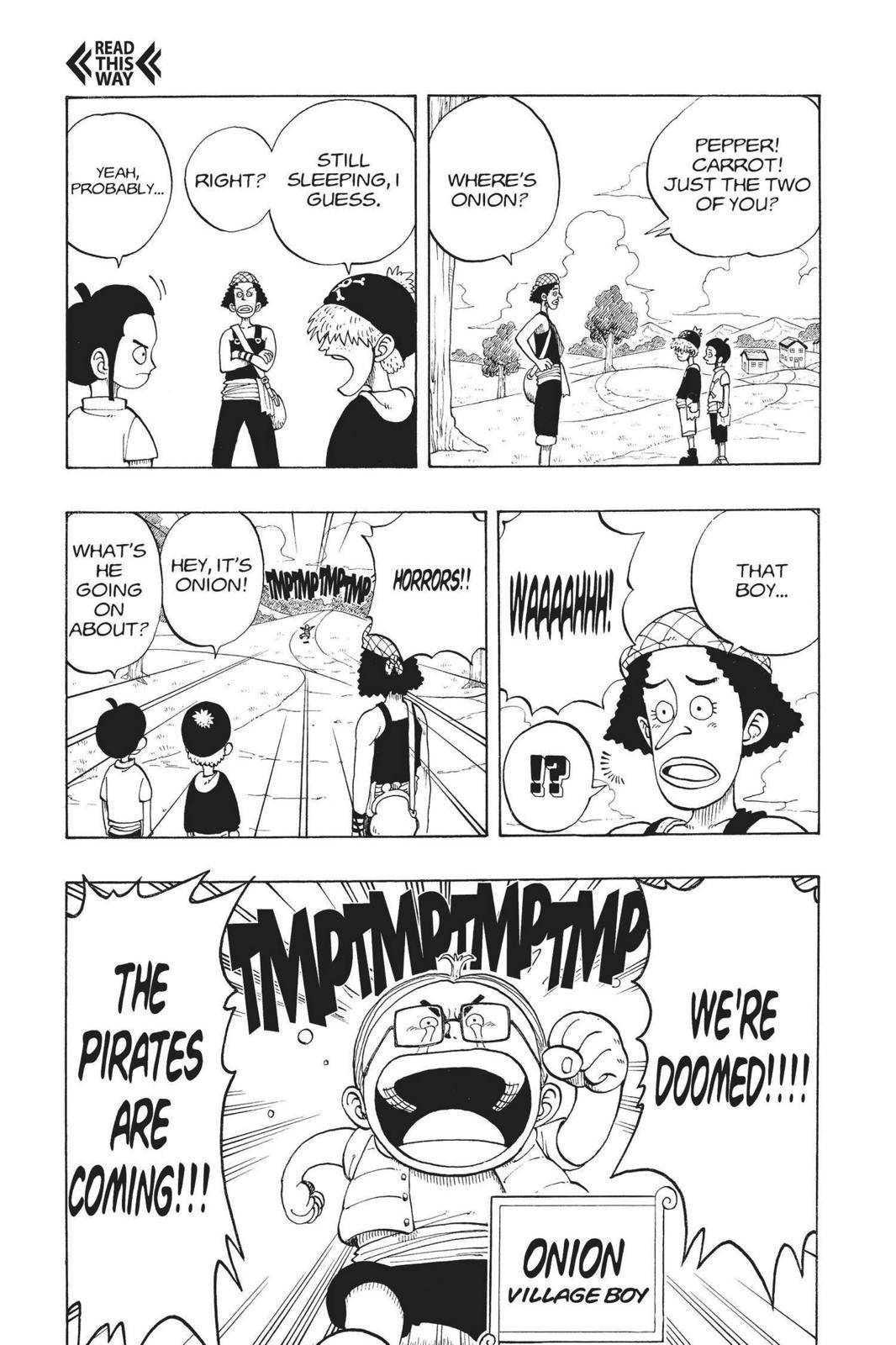 One Piece Chapter 23 Page 9