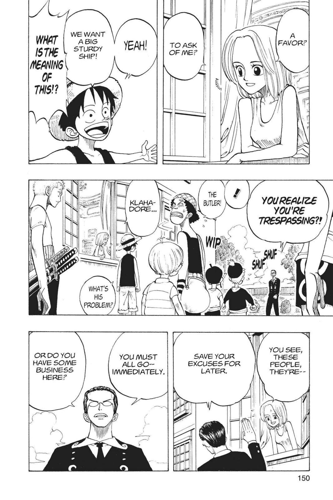 One Piece Chapter 24 Page 14