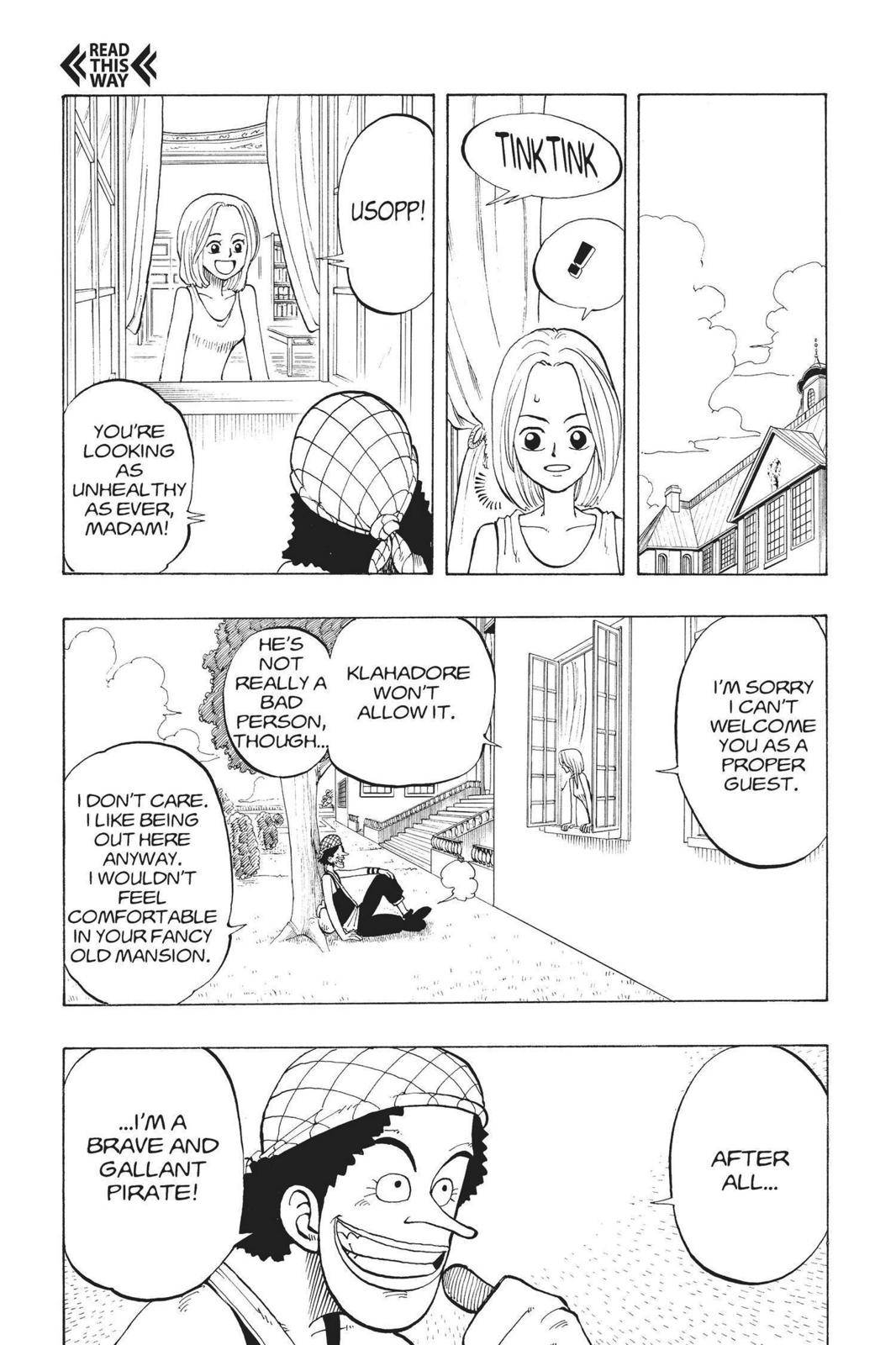 One Piece Chapter 24 Page 9
