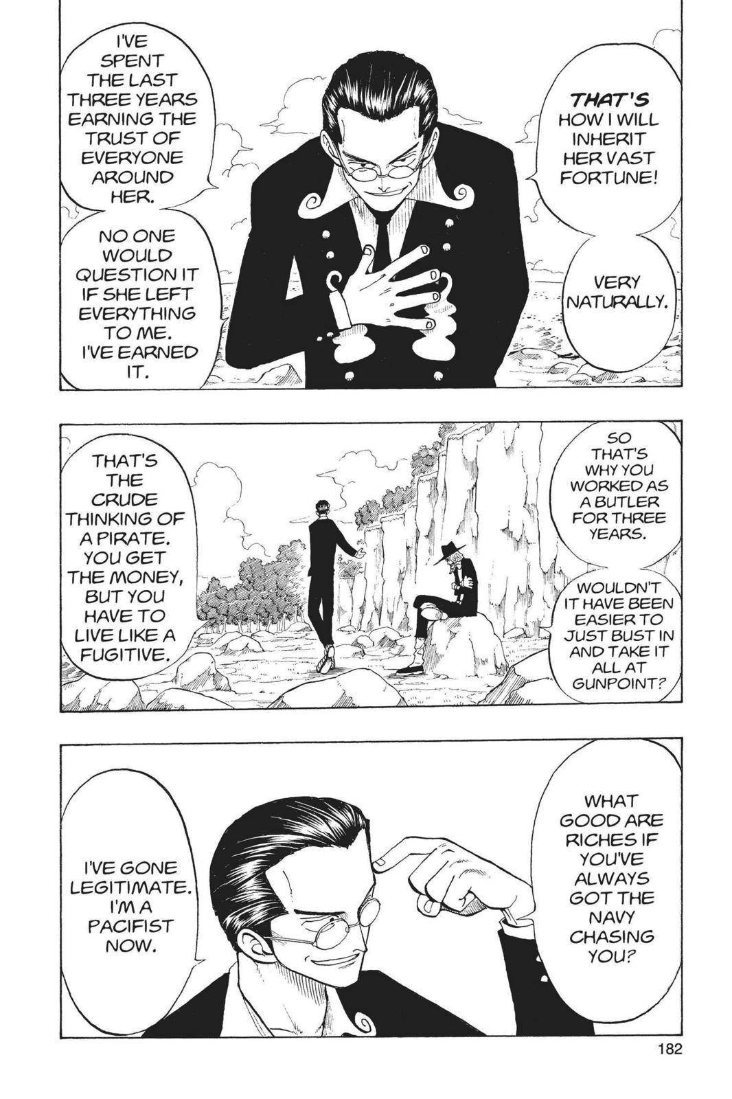 One Piece Chapter 26 Page 6