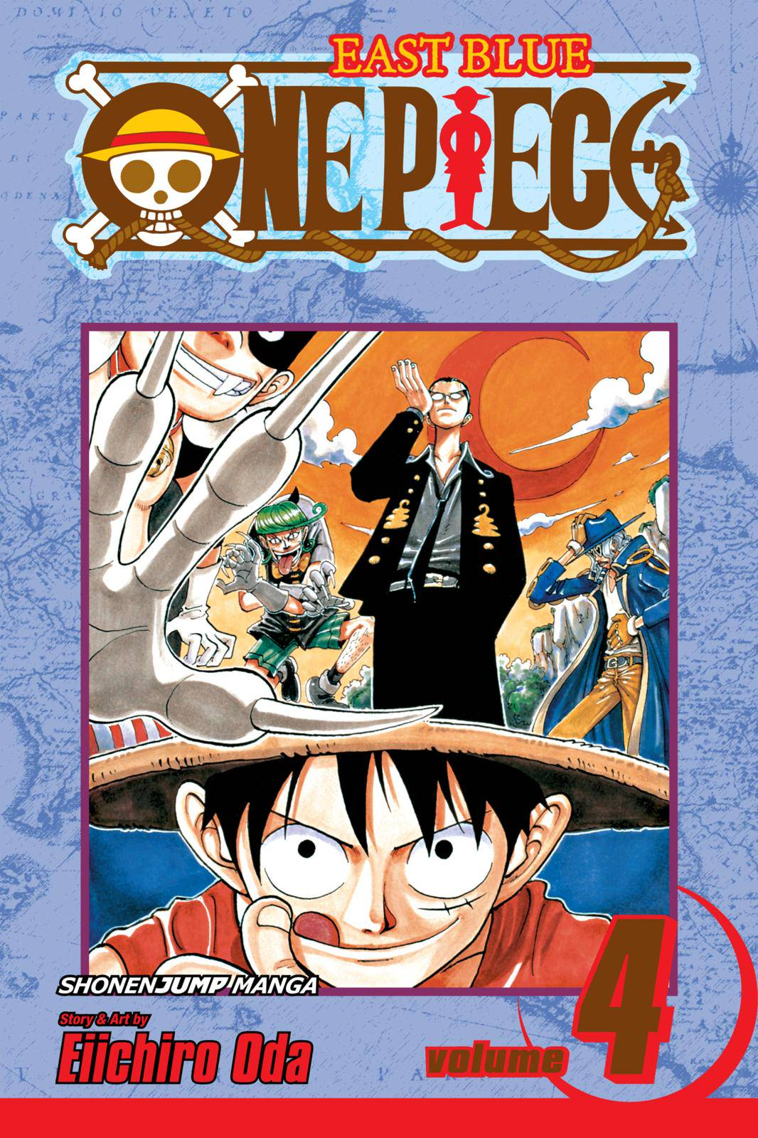 One Piece Chapter 27 Page 1