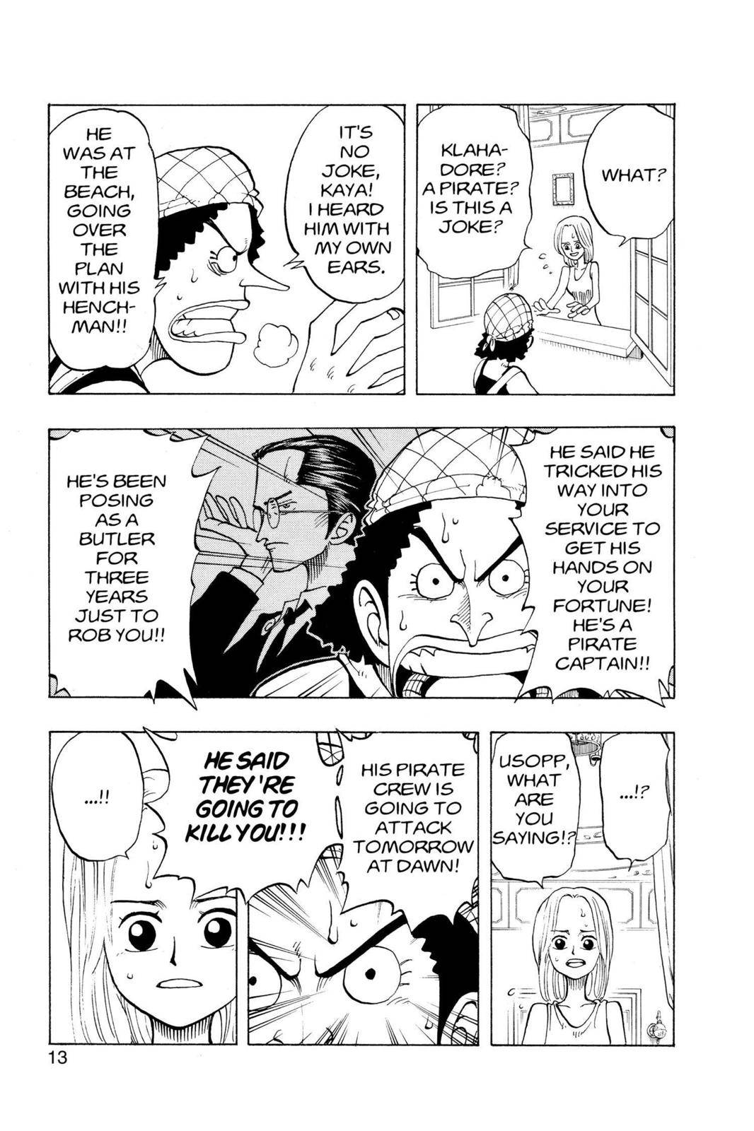 One Piece Chapter 27 Page 14