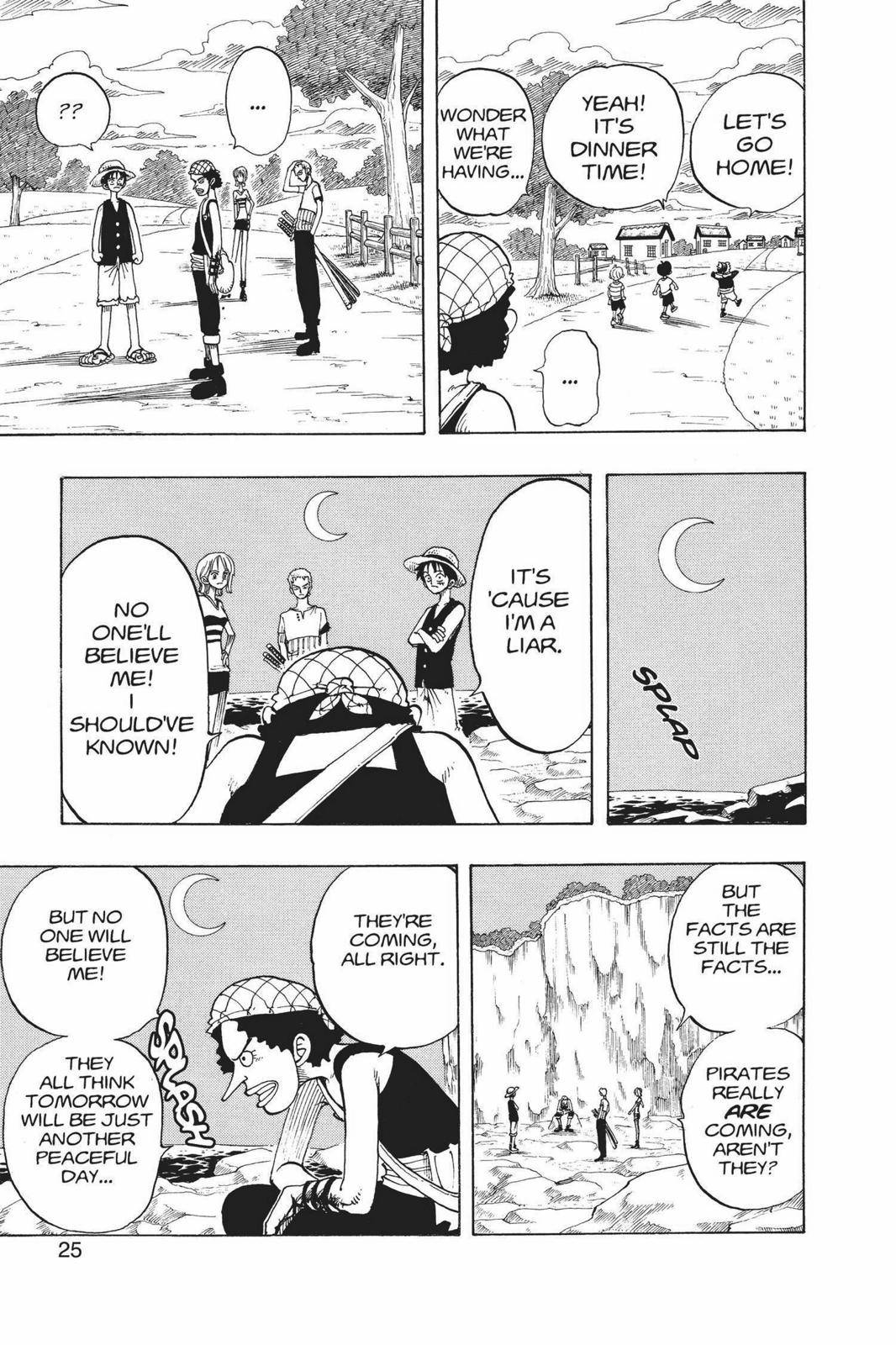 One Piece Chapter 27 Page 26