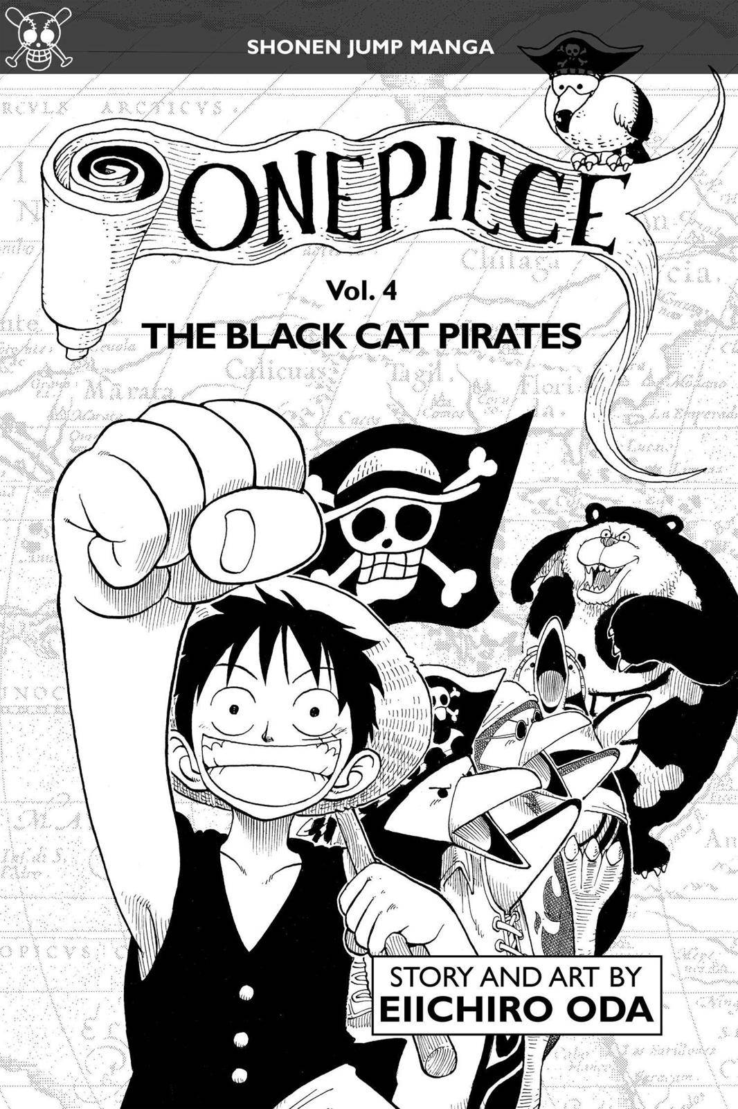 One Piece Chapter 27 Page 4