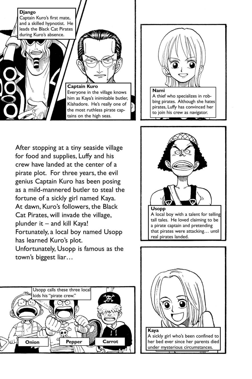 One Piece Chapter 27 Page 6