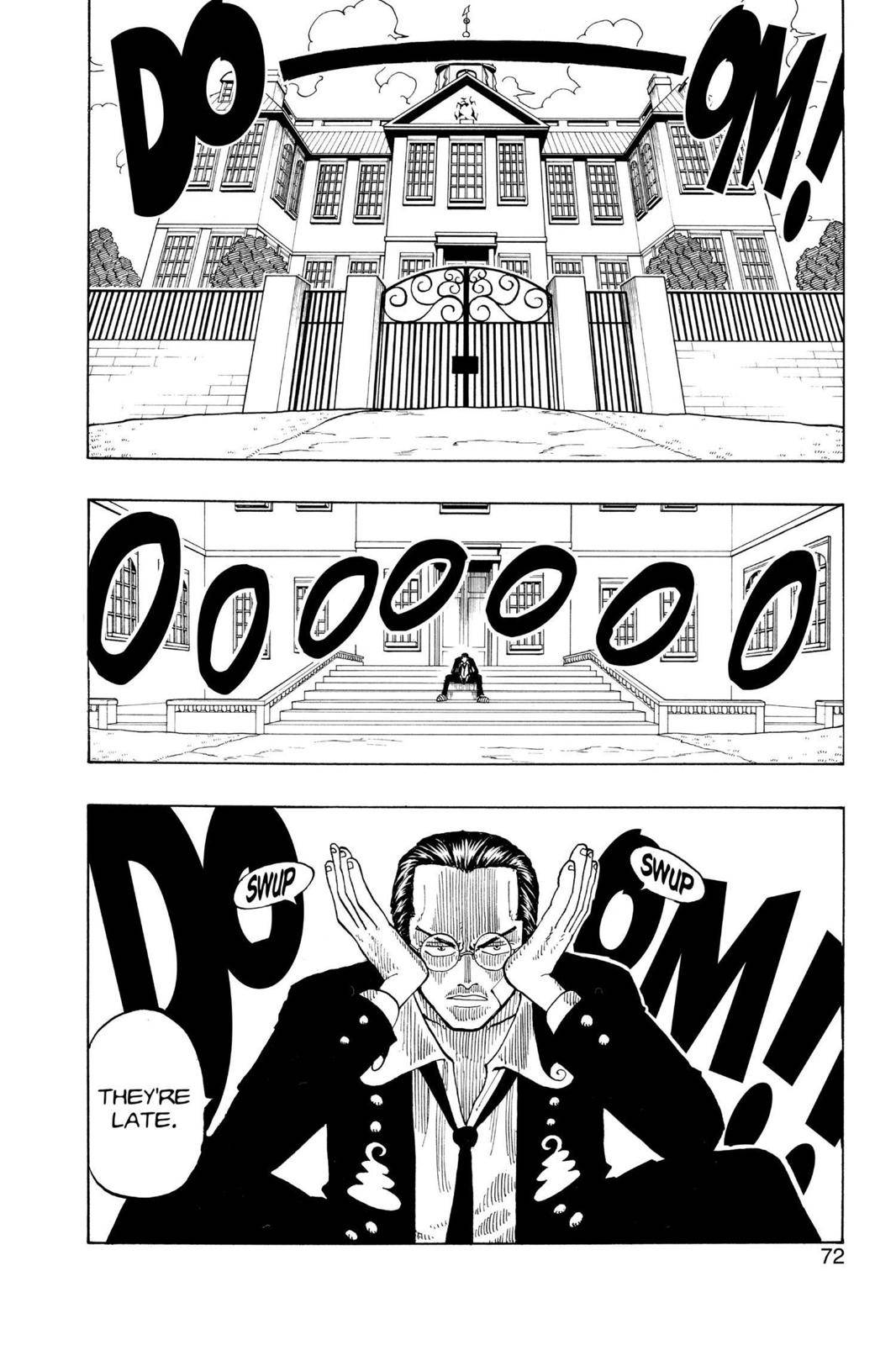 One Piece Chapter 30 Page 2