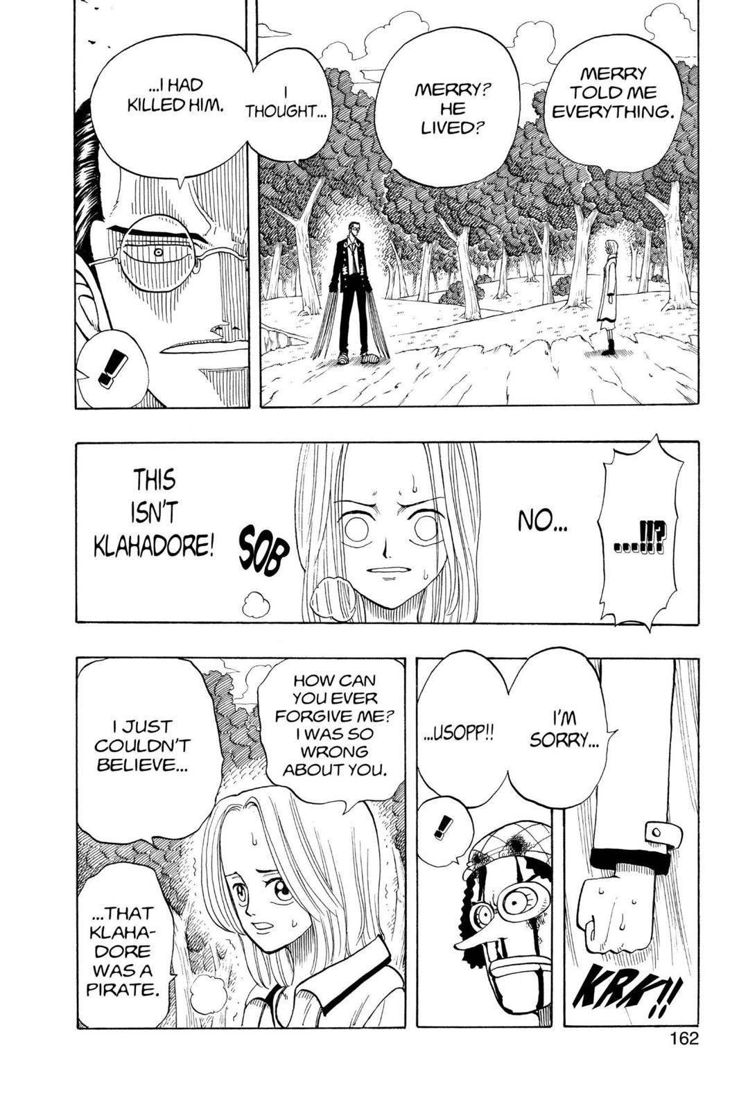 One Piece Chapter 34 Page 12