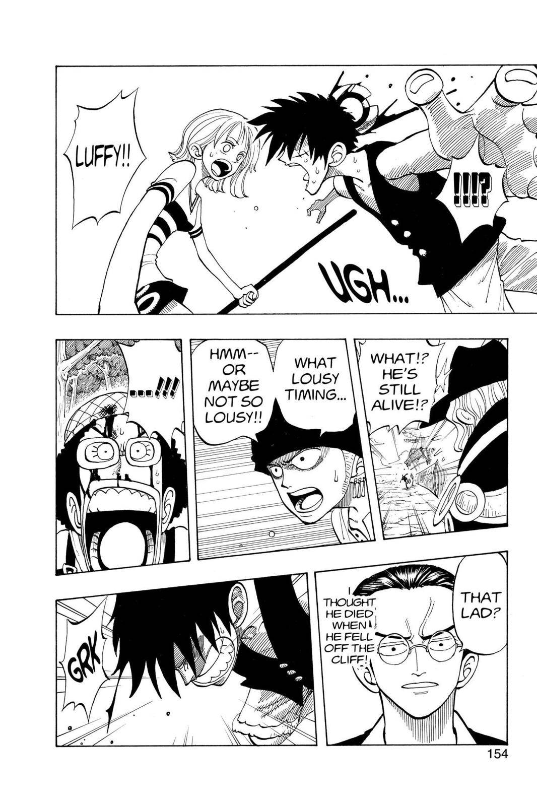 One Piece Chapter 34 Page 4