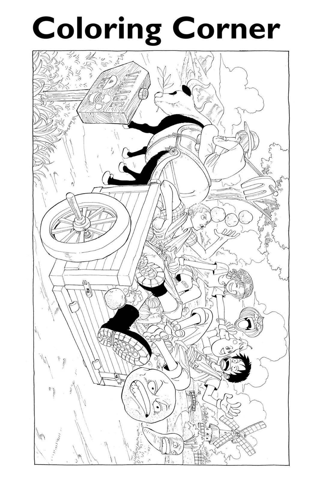 One Piece Chapter 35 Page 20