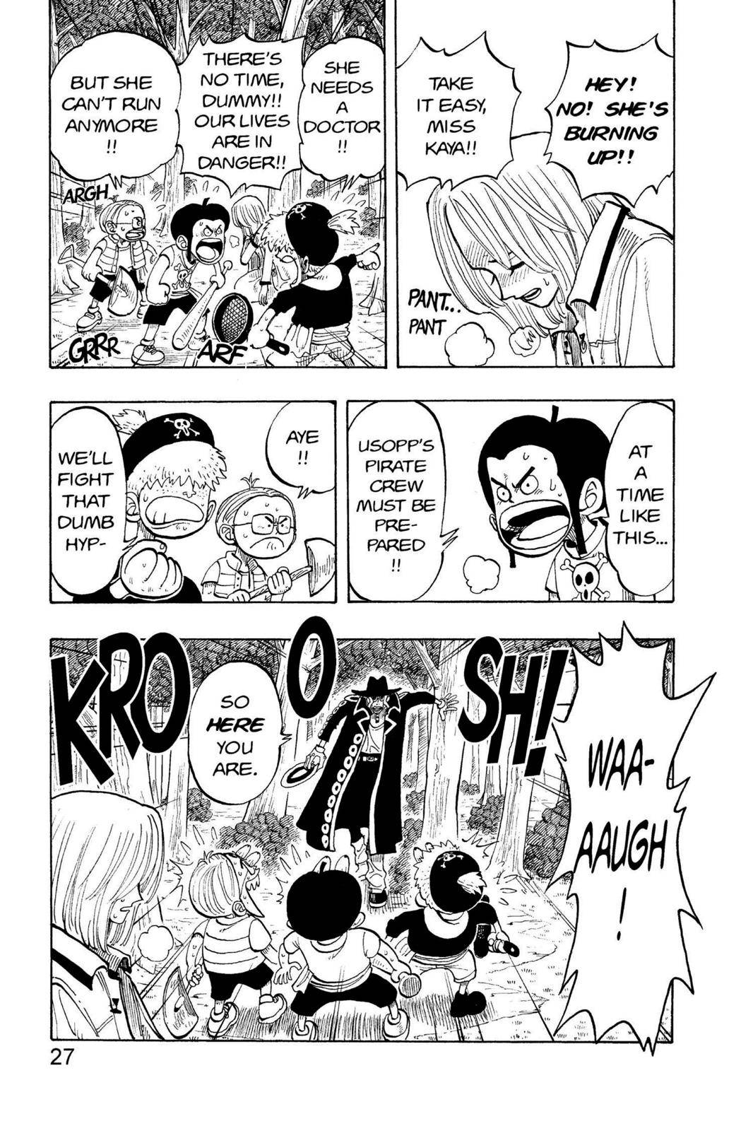 One Piece Chapter 36 Page 27