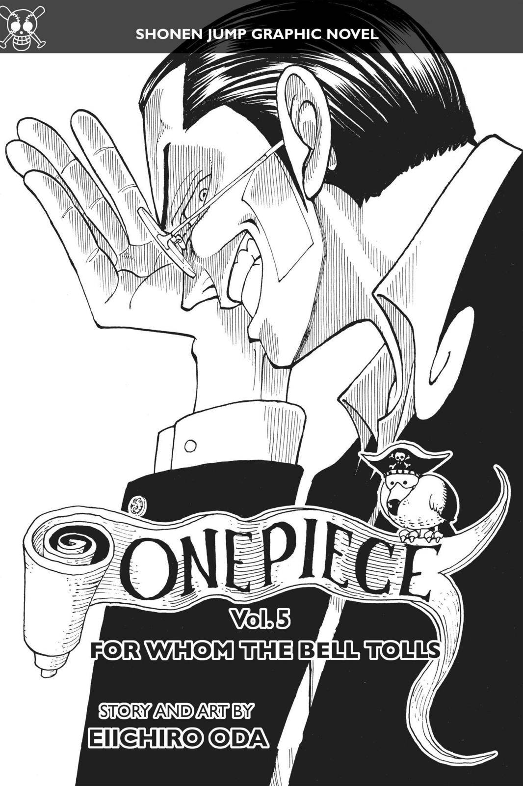 One Piece Chapter 36 Page 4