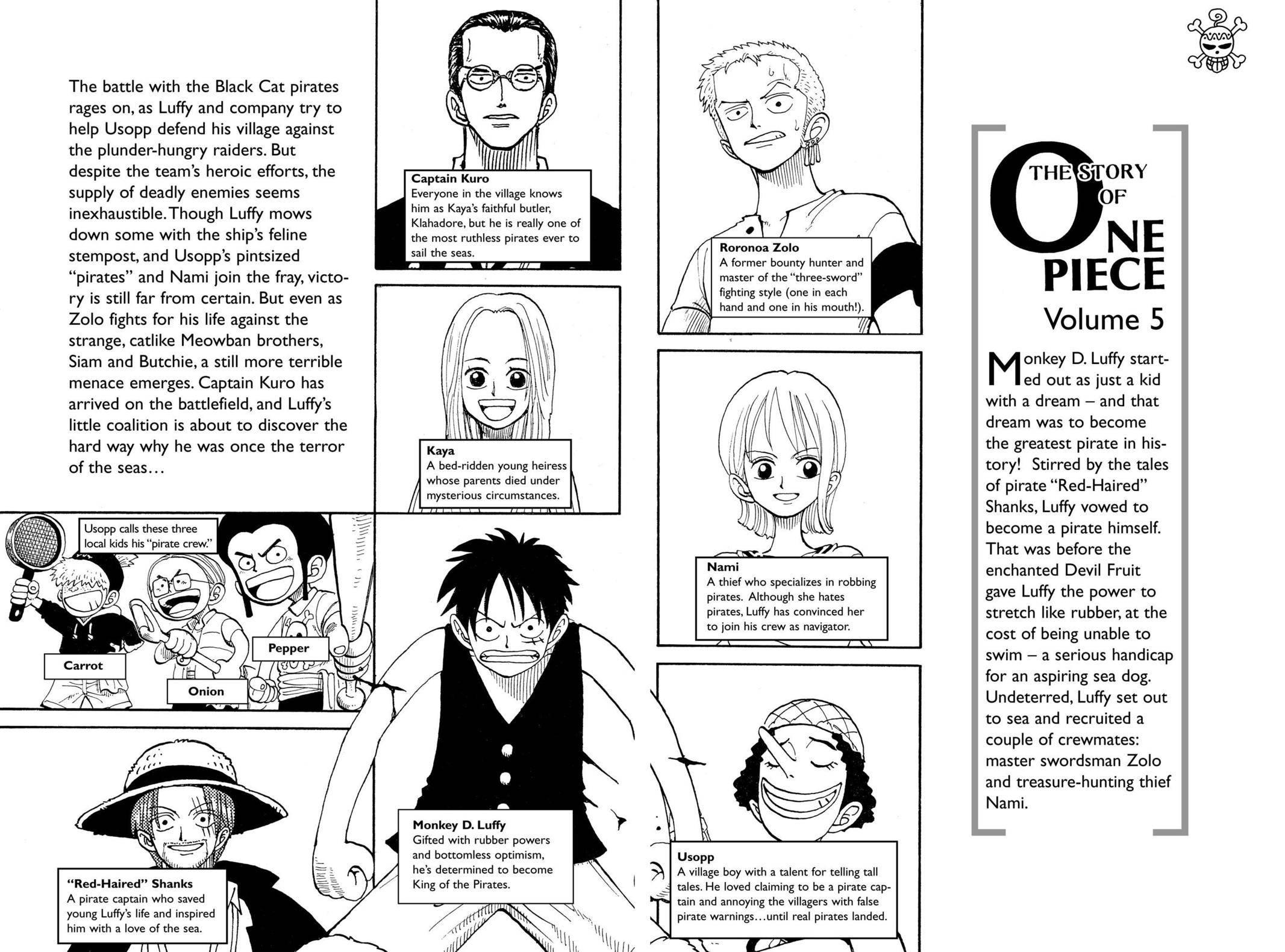 One Piece Chapter 36 Page 5