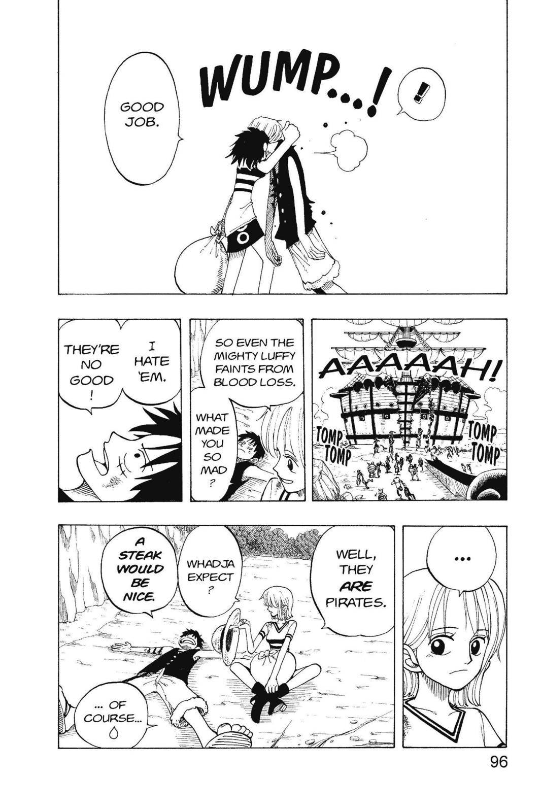 One Piece Chapter 40 Page 6
