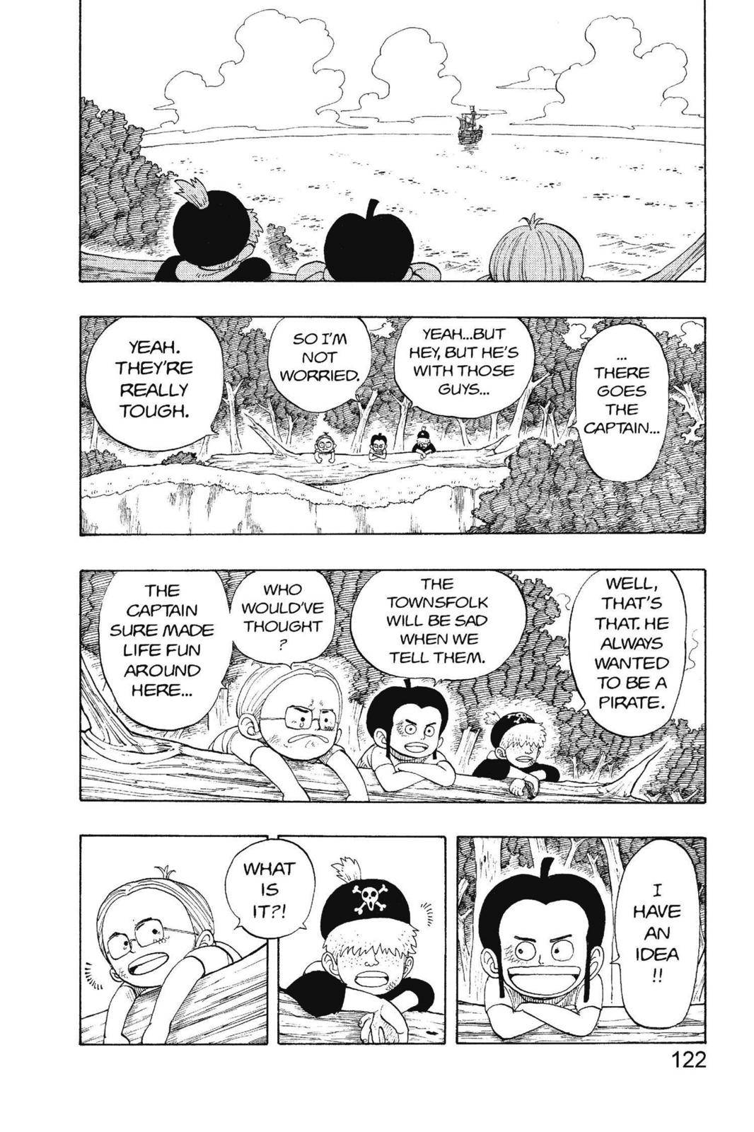 One Piece Chapter 41 Page 13