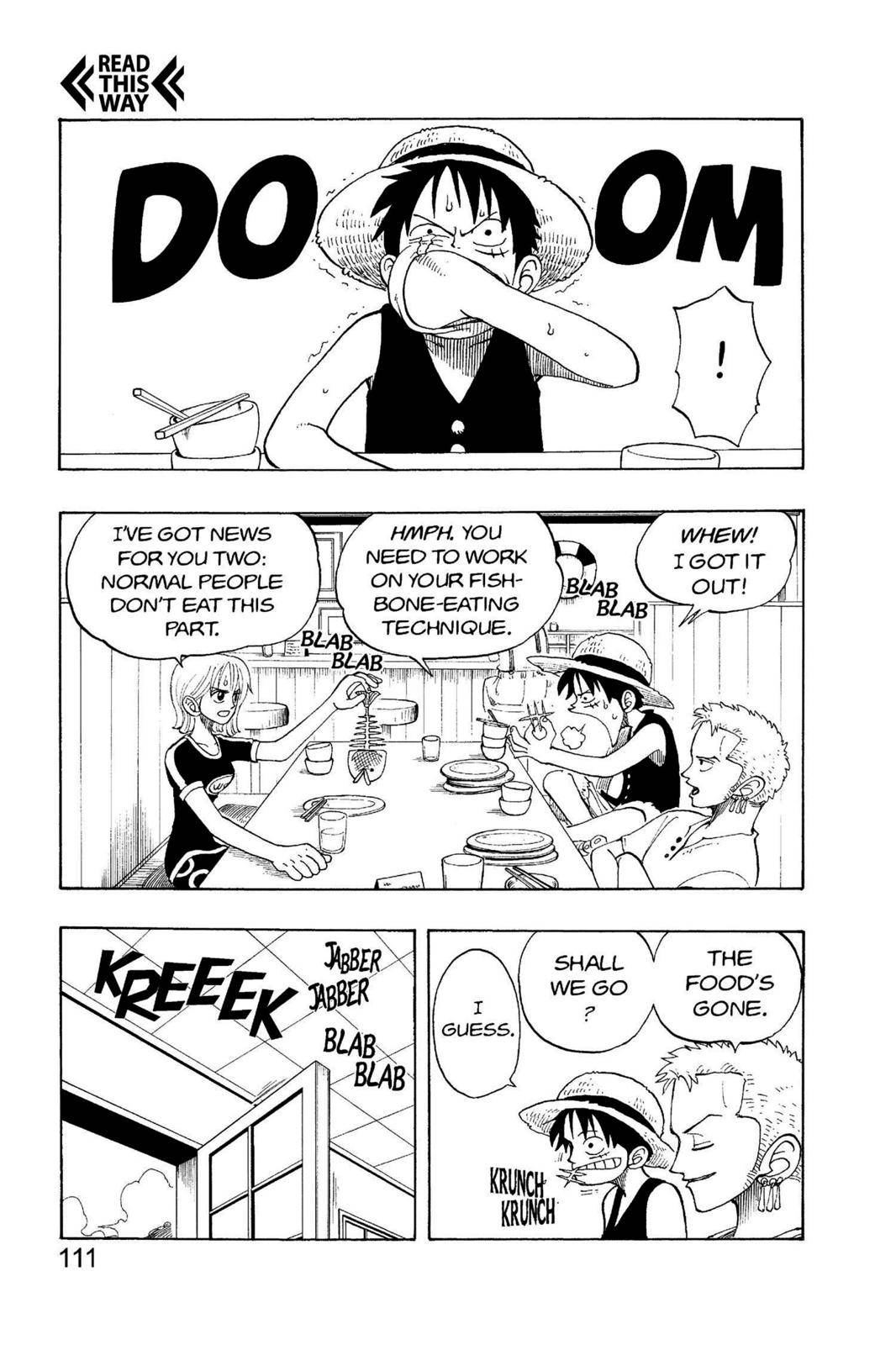 One Piece Chapter 41 Page 2