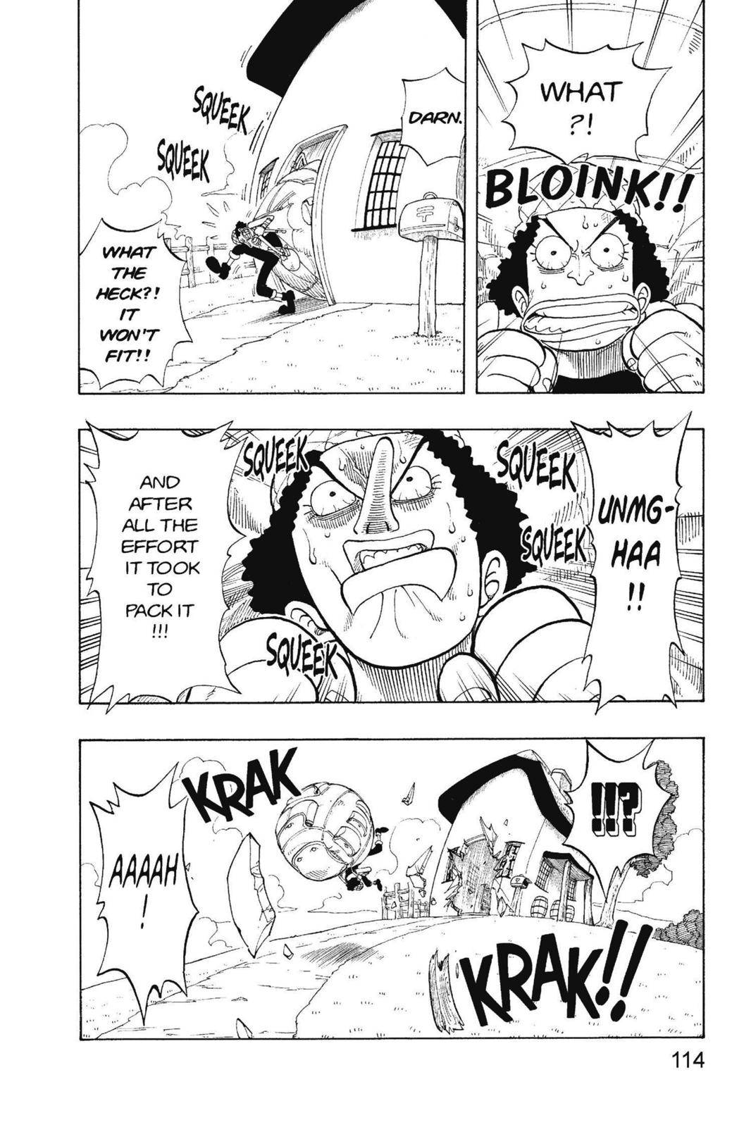 One Piece Chapter 41 Page 5