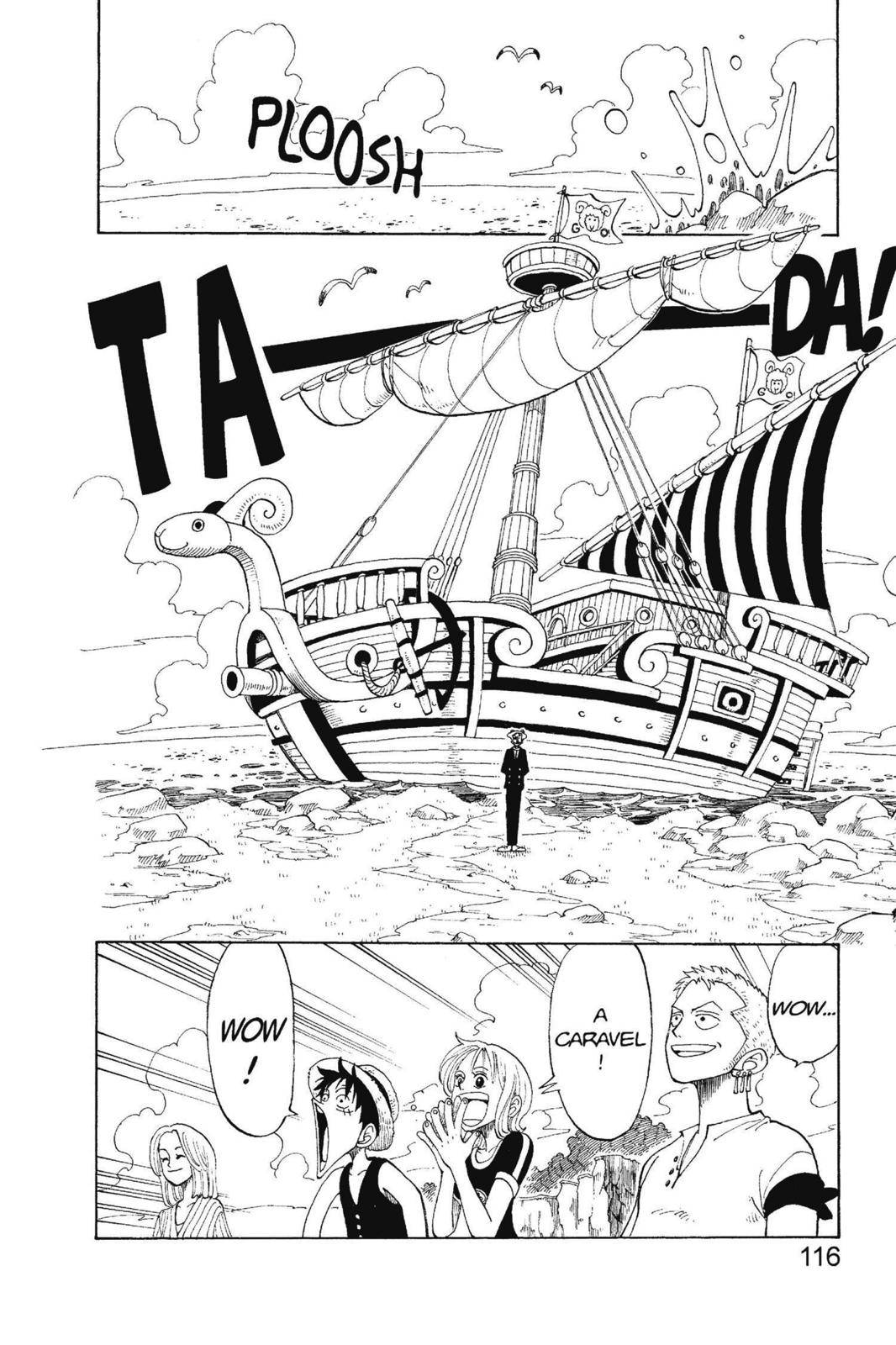 One Piece Chapter 41 Page 7