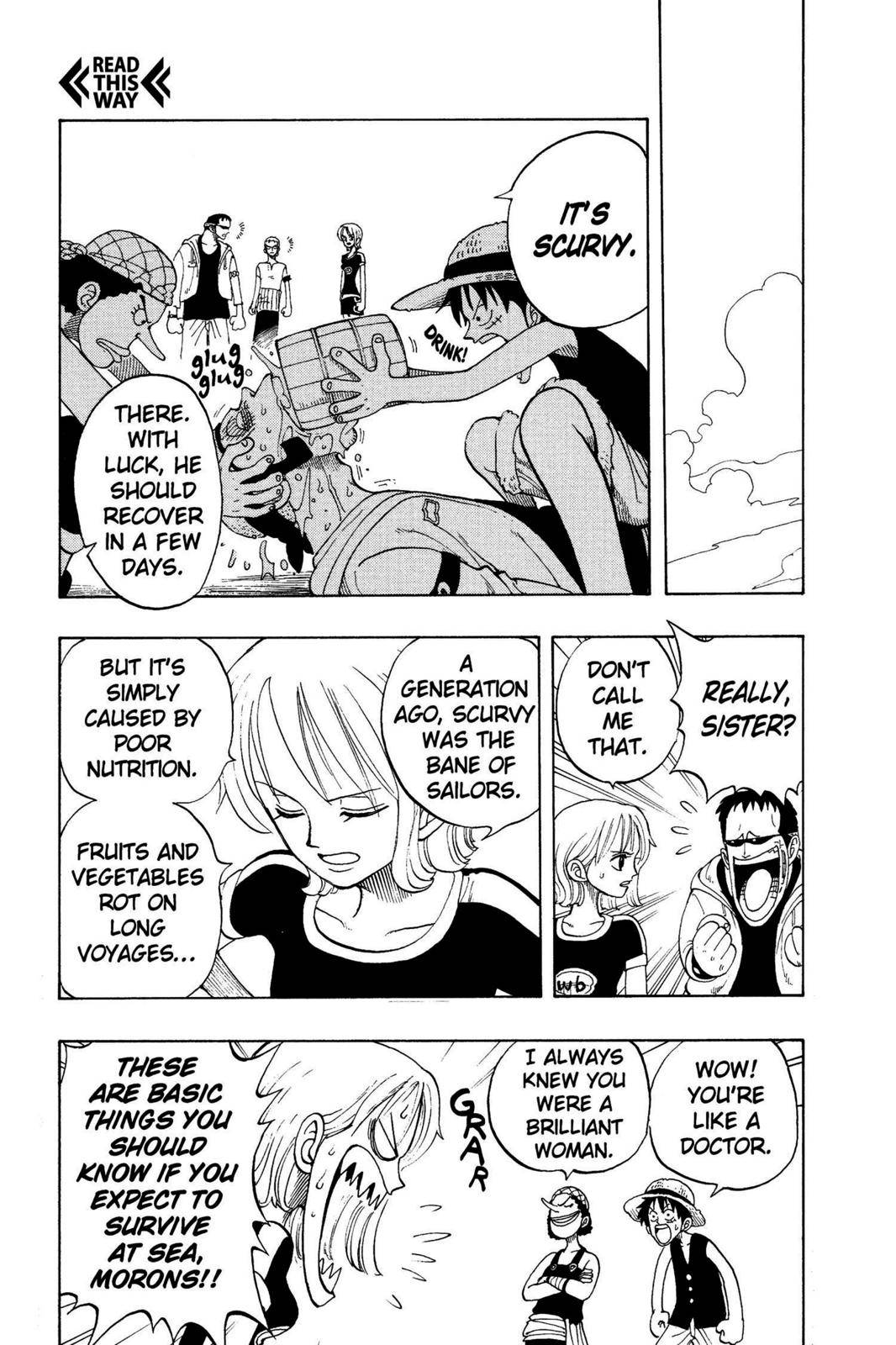 One Piece Chapter 42 Page 15