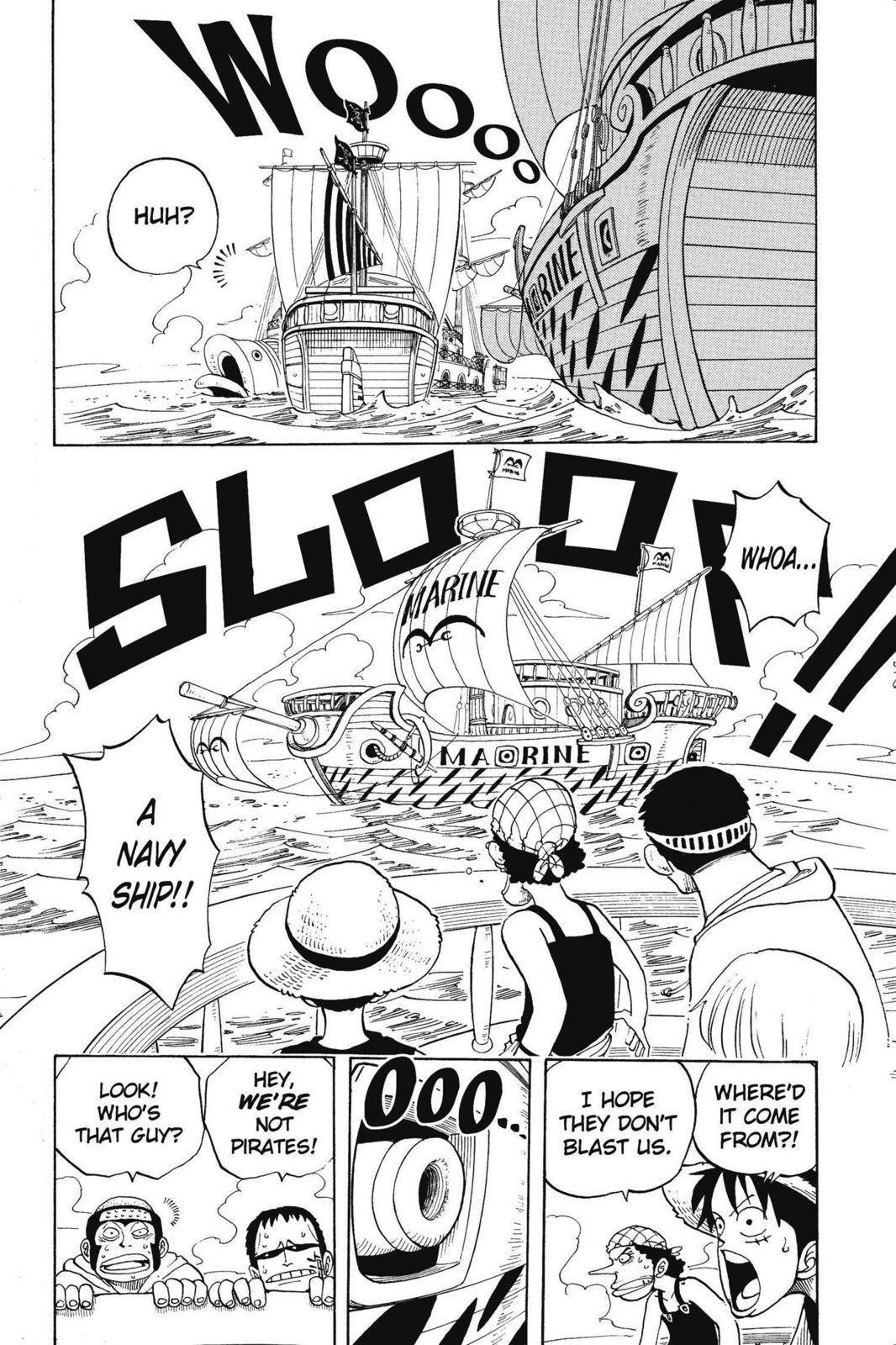 One Piece Chapter 43 Page 4