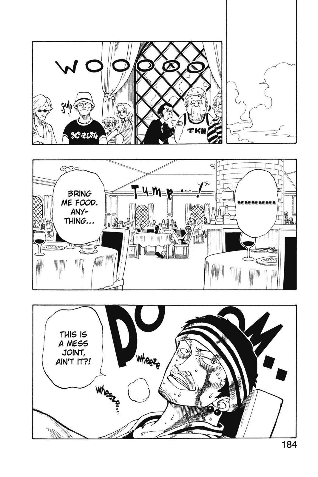 One Piece Chapter 44 Page 16