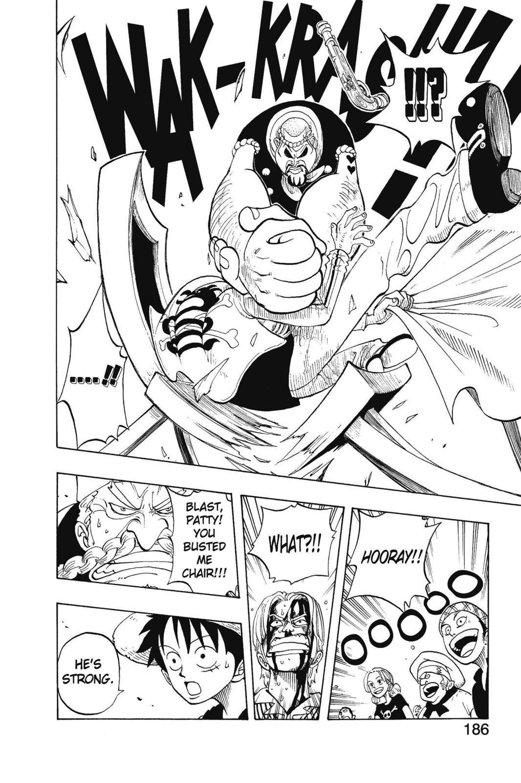 One Piece Chapter 44 Page 18