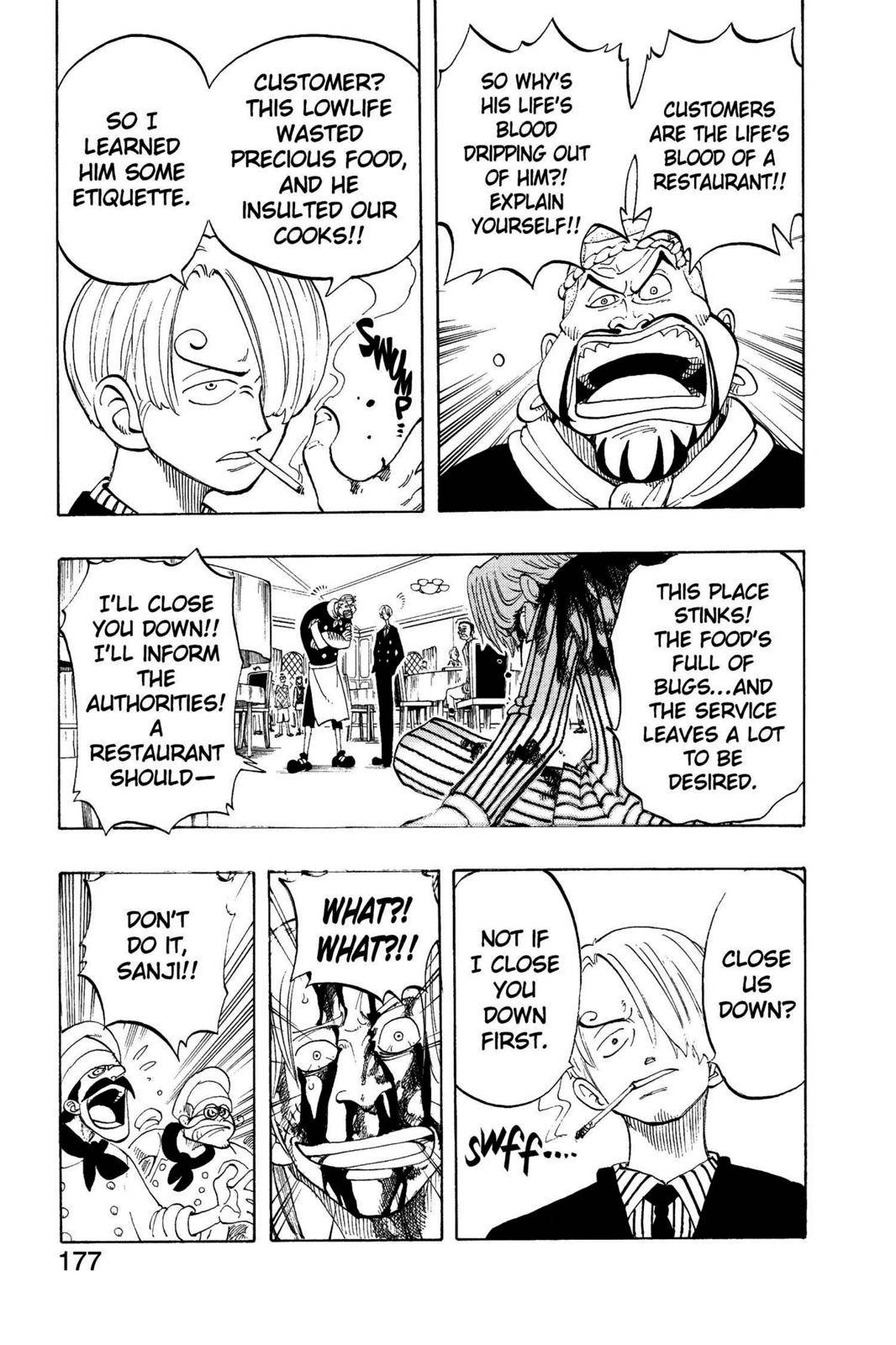 One Piece Chapter 44 Page 9