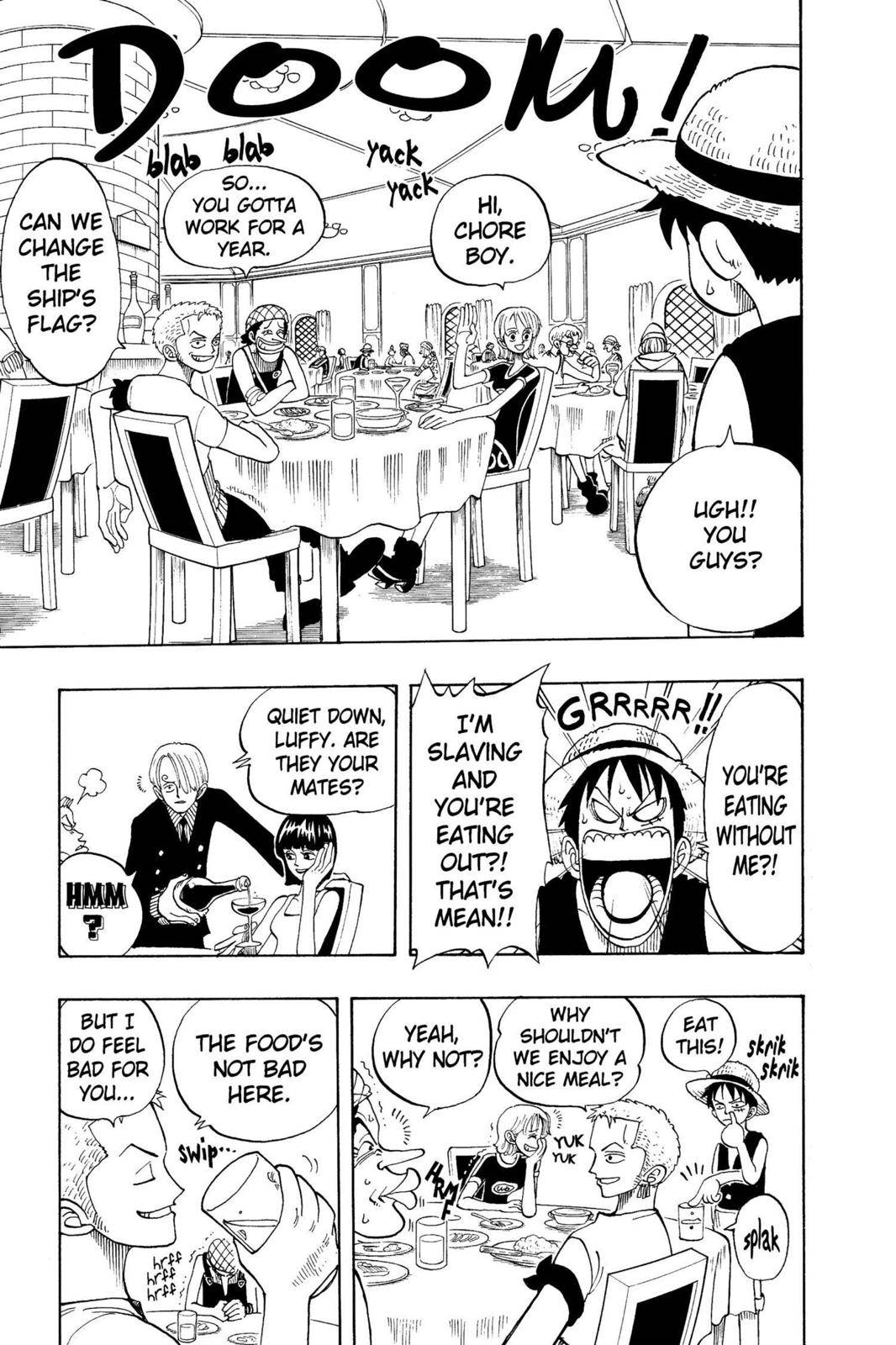 One Piece Chapter 45 Page 24